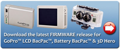 GoPro Hero2 Firmware update