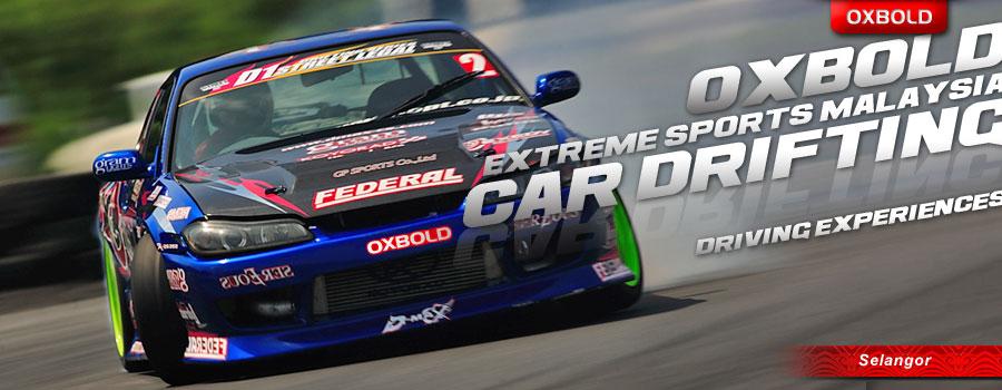 Oxbold Car Drift Lesson Malaysia