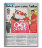 MalayMail OXBOLD Goes A Step Further