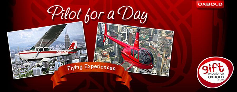 OXBOLD Gift Ideas Experience Malaysia