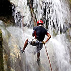 Waterfall Climb & Abseiling