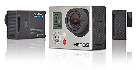 GoPro Hero3 Camera Body